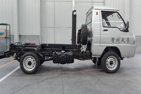 黔西南2.5方车厢可卸式yabo26