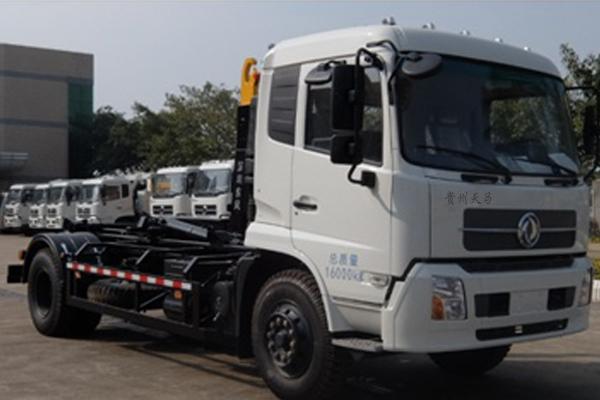 贵州16吨钩臂车