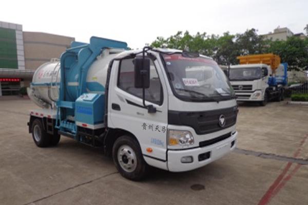 漳州8吨餐厨yabo26